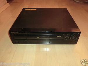 Pioneer-CLD-S310-LaserDisc-Player-DEFEKT