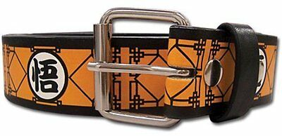 *NEW* Dragon Ball Z: Goku Mark Small (S) Belt by GE Animation