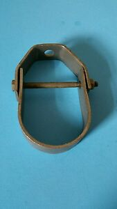 """Plain steel,6 1//4/"""",Free shipping PHD 450 451 2 1//2 Inch Clevis Pipe Hanger 2"""