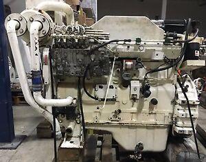 Details about Cummins 6CTA8 3-D(M), Marine Diesel Engine, 219HP