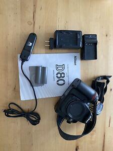Nikon-254122176-D80-Digital-SLR-Body-Only-Camera-Black