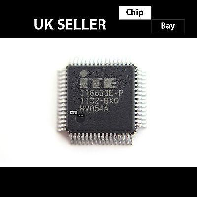 3PCS IT6633E-P//BXO LCD TV motherboard chip QFP64