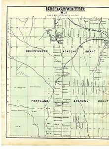 Details about 1877 Map of Bridgewater. R.1, in Aroostook County, Maine on map of kenduskeag me, map of bay of fundy maine, map of weeksboro maine, map of kennebec river maine, map of dover-foxcroft maine, map of crystal maine, map of washington county maine, map of homeland security field offices, map of alna maine, map of washburn maine, map of merrill maine, motels near dresden maine, map of knox county me, fun places to visit in maine, map of silver ridge maine, map of grand isle maine, map of sagadahoc county maine, map of new limerick maine, map of northern maine, glenwood plantation maine,