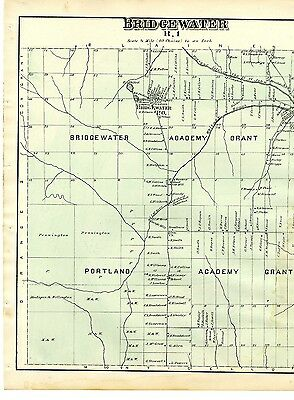 1877 Map of Bridgewater. R.1, in Aroostook County, Maine w/family names Map Of Aroostook County Maine on map of kenduskeag me, map of bay of fundy maine, map of weeksboro maine, map of kennebec river maine, map of dover-foxcroft maine, map of crystal maine, map of washington county maine, map of homeland security field offices, map of alna maine, map of washburn maine, map of merrill maine, motels near dresden maine, map of knox county me, fun places to visit in maine, map of silver ridge maine, map of grand isle maine, map of sagadahoc county maine, map of new limerick maine, map of northern maine, glenwood plantation maine,