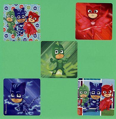 111 PJ Masks Stickers Party Favors Teacher Supply Catboy Geiko Owlette