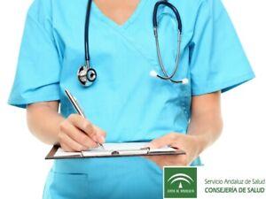 Temario oposiciones auxiliar enfermería SAS  2020 incluye TEST ONLINE