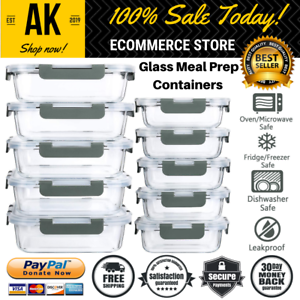 10-Pack-Glass-Meal-Prep-Containers-With-Lock-Lids-Microwave-Oven-amp-Freezer-Safe