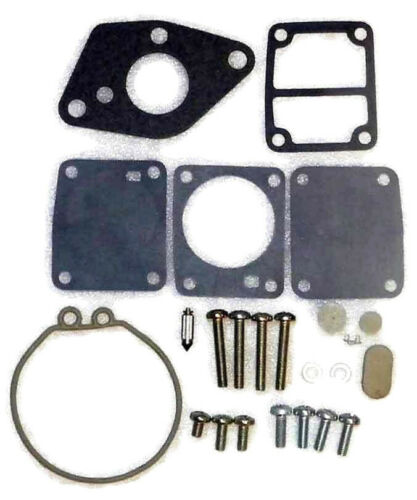 MERCURY Mariner 4 5 Hp Carburetor Kit 600-02 Replaces OEM 855546A1