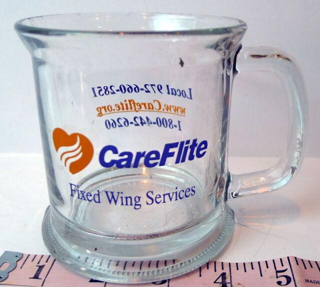 CareFlite Coffee Mug Care Flite EMS Emergency Air Medical Services