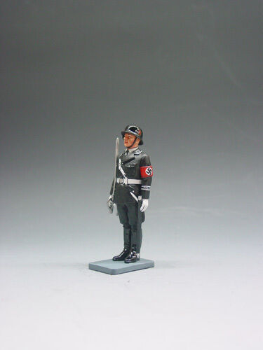 King & Country LAH024 Officer de atención (retirado)