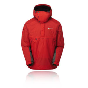 Montane Hommes Featherlite Down Pro Enfiler Veste homme orange SPORT plein air Demi