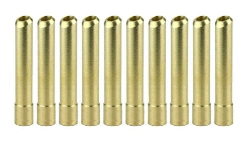 Wedge Collet for 9 /& 20 Series TIG Torches with Fused Quartz Argon-Saving SÜA