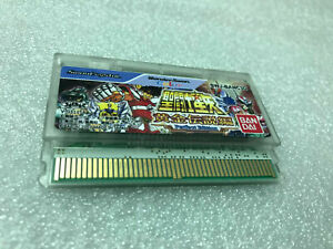 Bandai-Wonderswan-Color-Japan-WSCSAINT-SEIYA-Ogon-Densetsuhen-Pre-owned