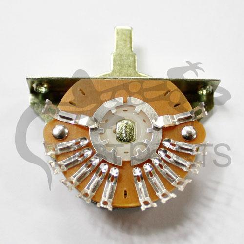Bestarts 5-Way Single Wafer Super Switch 10-polige Bulk Of 50
