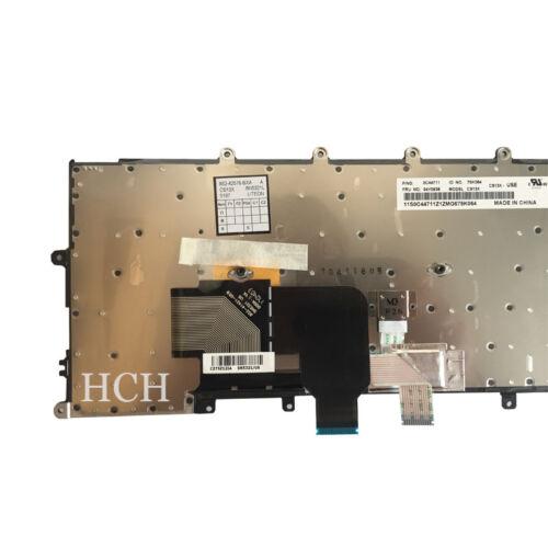 NEW For Lenovo IBM ThinkPad X230S X240 X240S X250 X260 X270 US Keyboard 04Y0938