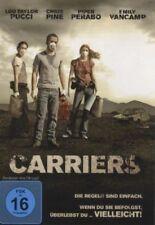 Carriers - Flucht vor der tödlichen Seuche - Chris Pine  DVD/NEU/OVP