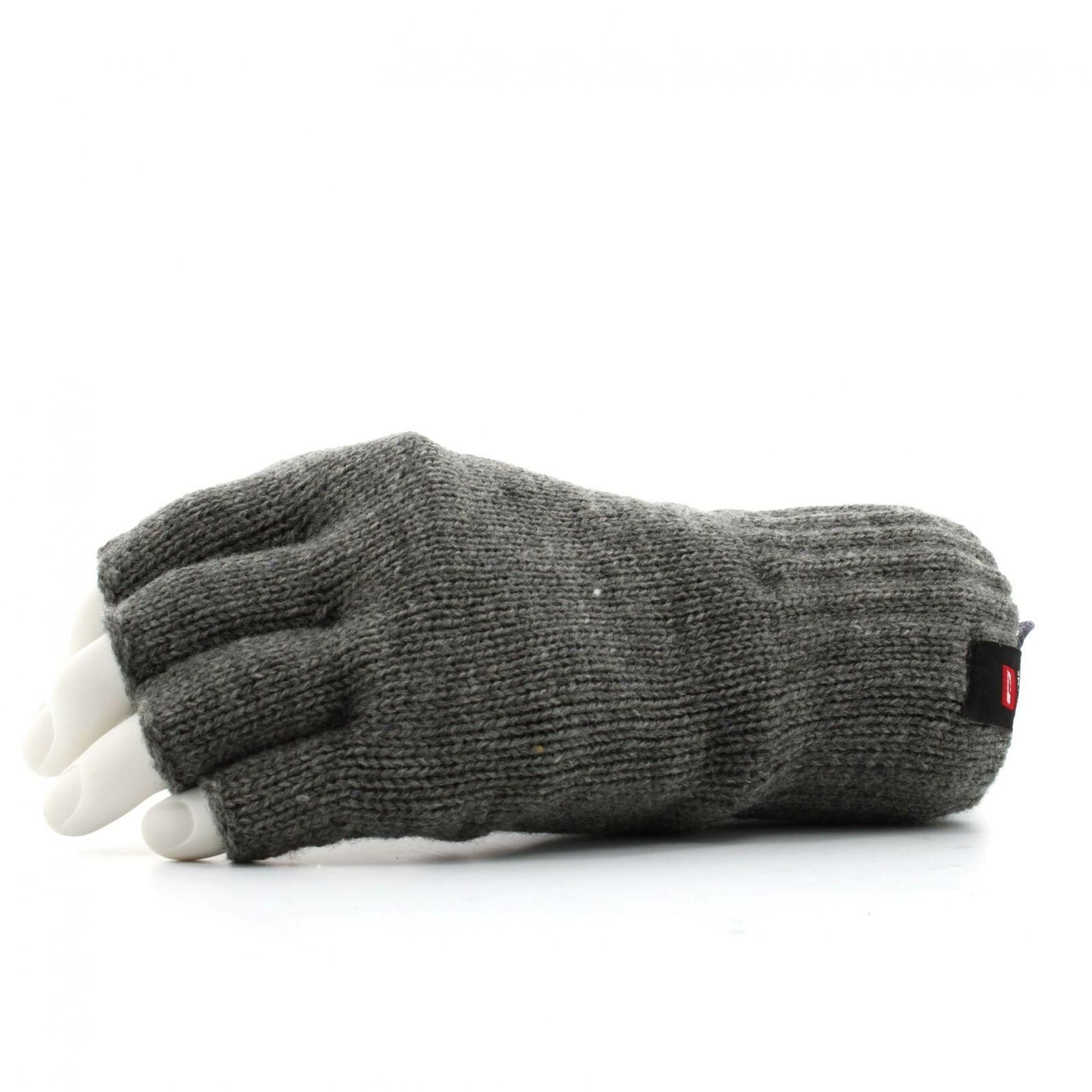 Jack&Jones P21u man gloves 12110491 GRAY