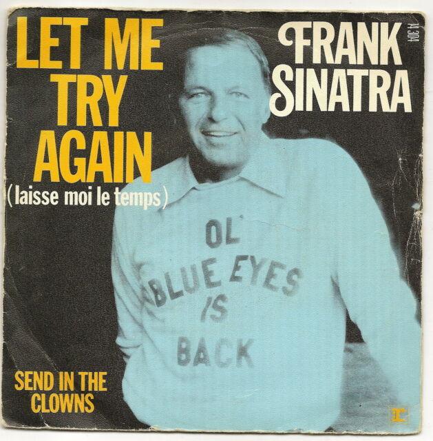 SINATRA Frank Vinyle 45 tours SP 7