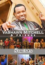 Vashawn Mitchell  Friends - Promises (DVD, 2007)
