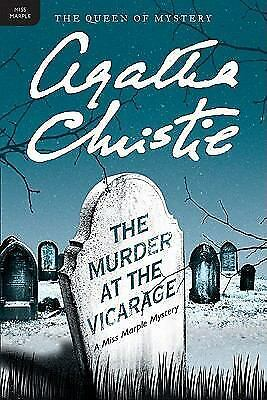 Miss Marple Mysteries Ser.: The Murder at the Vicarage 1 by Agatha Christie...