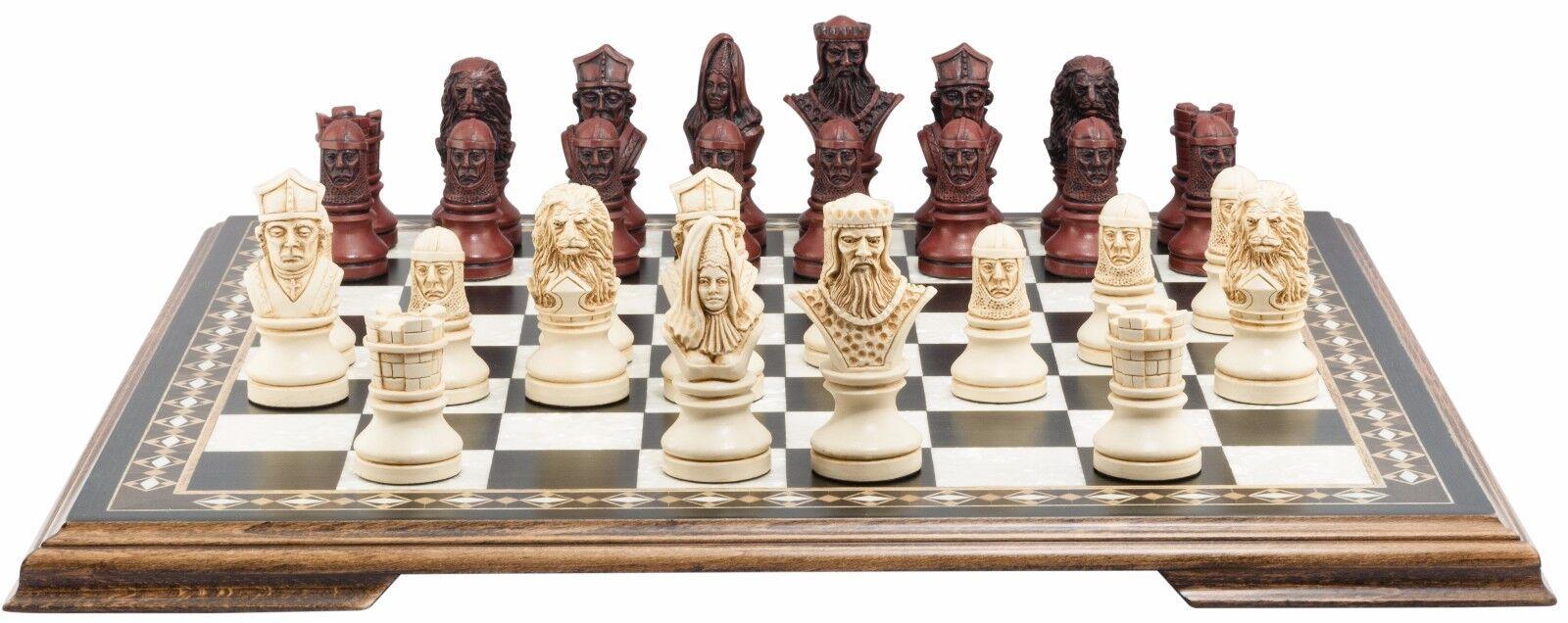 Studio Anne voiturelton Chess Richard the Lionheart   pas cher en ligne