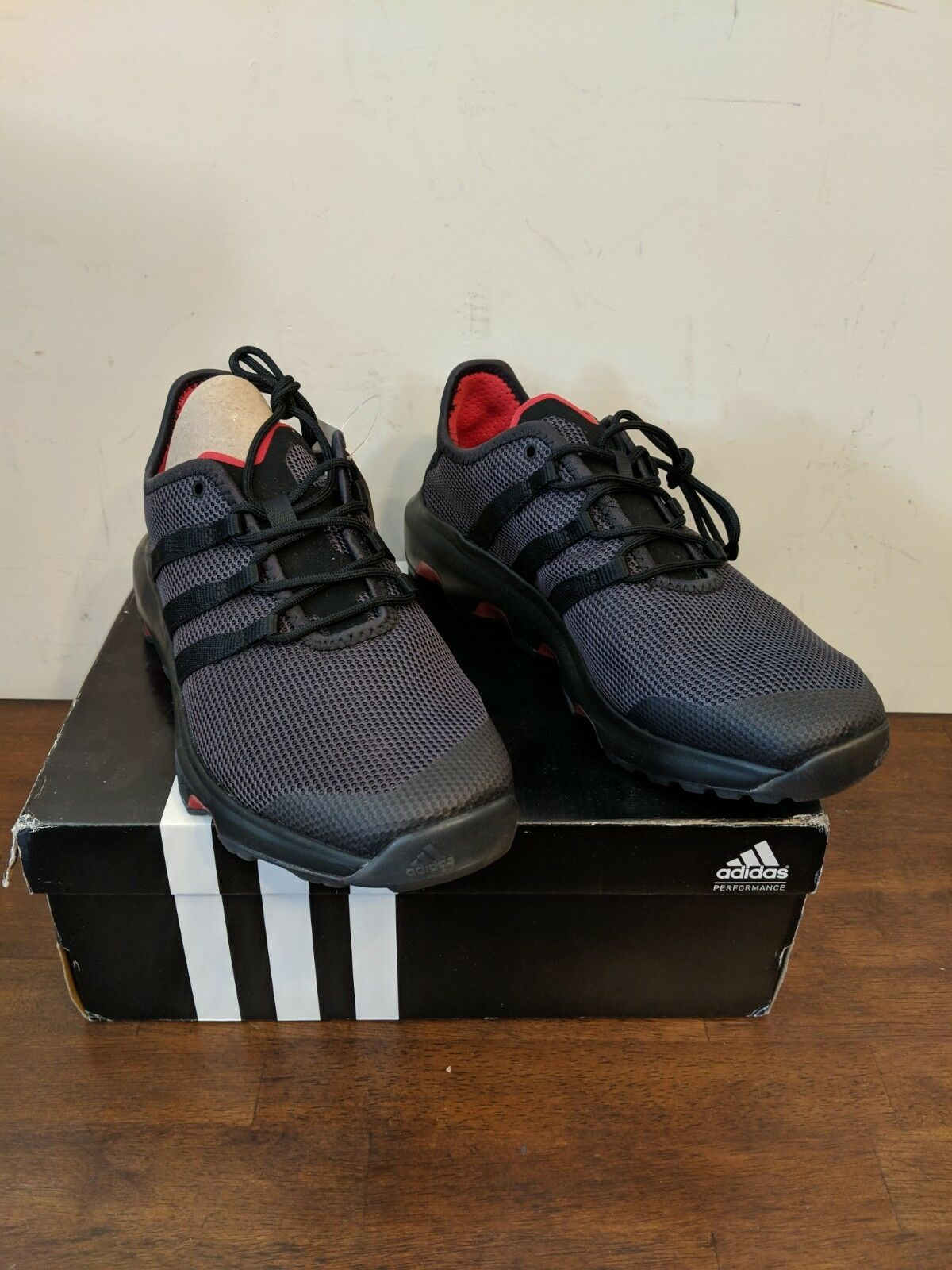 Adidas Sport Performance Men's Climacool Voyager Sneakers, Black, 9.5 M