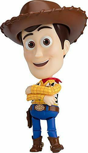 NendGoldid Toy Story Woody DX Ver. Non Scale ABS & PVC Made Painted Movable