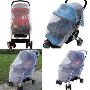 Baby-Stroller-Mosquito-Net-Full-Insect-Cover-Carriage-Kid-Foldable-Kids-Netting