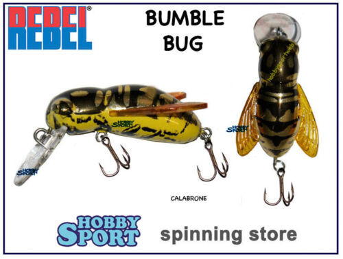 REBEL BUMBLE BUG CALABRONE HORNET F7414  CM 4  GR 3