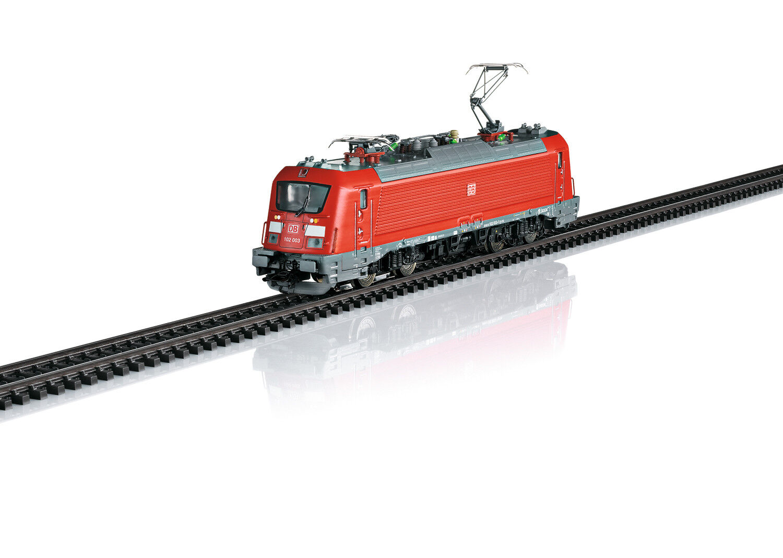 Märklin 36202 Electric Locomotive Br 102 (Skoda Typ 109 E) Mfx Sound Metal