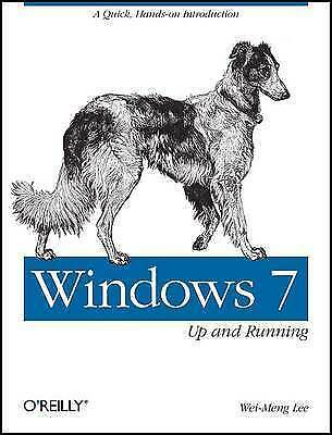 1 of 1 - Windows 7: Up and Running: A quick, hands-on introduction (Animal-ExLibrary