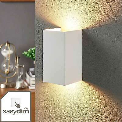 LED Wandleuchte Jaymie dimmbar über Schalter Lampenwelt Easydim Wandlampe GU10