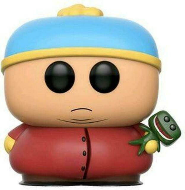 CARTMAN WITH CLYDE Figurine Vinyl FUNKO POP SOUTH PARK 14