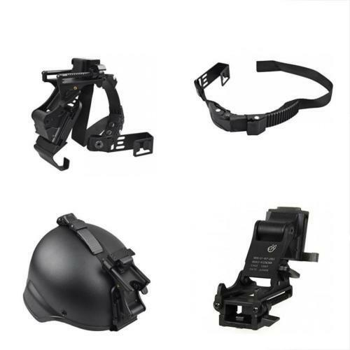 MICH M88 FAST QD Helmet Mount Kit Metal Alloy Compatible with PSV-7 or PSV-14