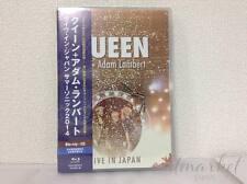 QUEEN Adam Lambert Live in Japan Summer Sonic 2014 Blu-ray+CD Free Shipping NEW!