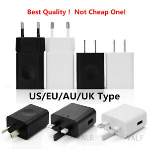 REAL-2A-USB-Wall-Charge-Travel-Power-Adapter-Quick-Fast-Charger-UK-US-AU-EU-Lot