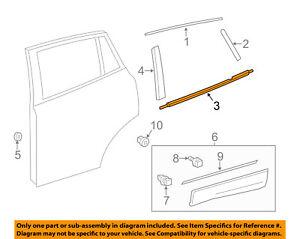 image is loading toyota-oem-13-16-rav4-exterior-rear-belt-