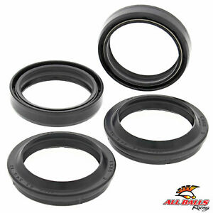 Fork and Dust Seal Kit 56-132 For BMW//Buell//Honda//Kawasaki//Suzuki//Yamaha 54.05mm//54.3mm