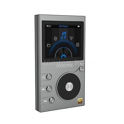 dodocool 8GB Audio Digital Lossless Sound Hi-Fi Music Player Support MP3 H4Q9