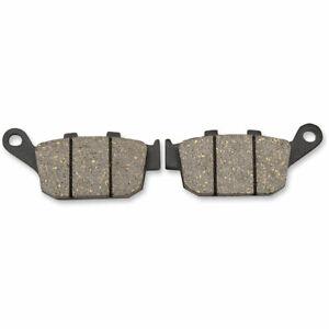 Responsable Braking Pastiglie Freno Posteriori Semimetal Triumph 675 Street Triple 2007-2016