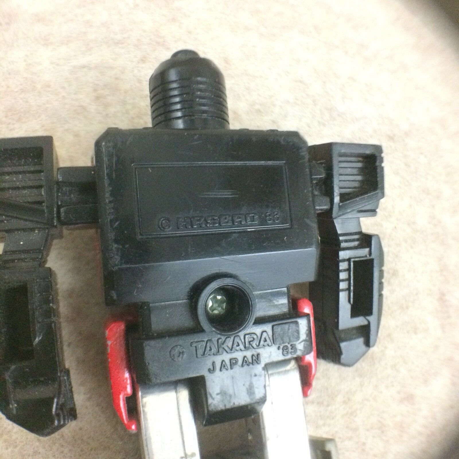 Spectro Reflector Reflector Reflector 1983 Vtg Hasbro G1 Transformers Camera Action Figure Takara 931d77