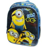 Despicable Me Minion Universal 16 Full Size Multi-pocket School Backpack $30