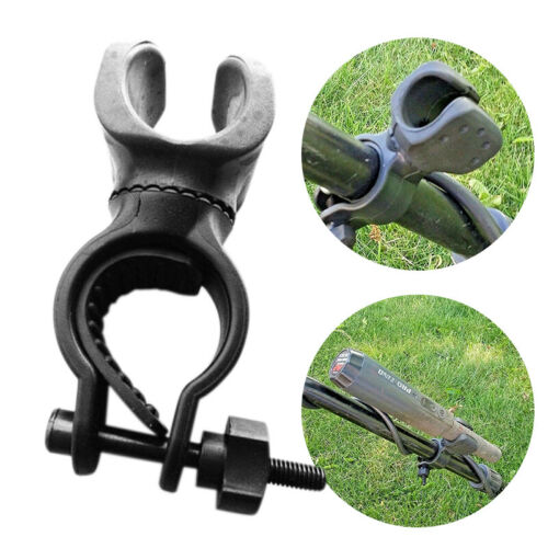 Metal Detector Tools Detecting Pin Pointer Flashlight Holder Mount Clip Clamp.