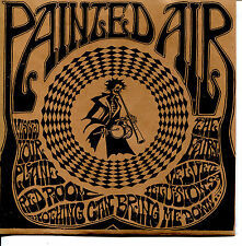 "Painted Air 7"" Missed Your Plane EP (german Neo 60s Psych Garage, Swamp Room)"