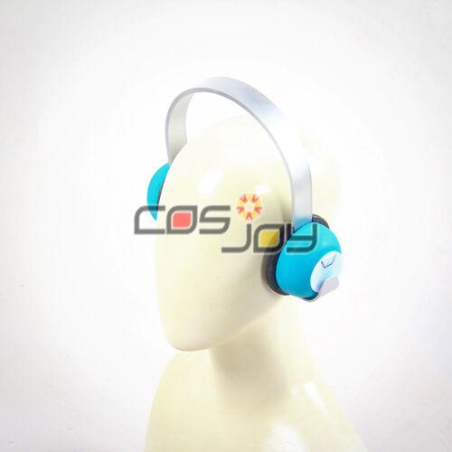 OW Cruiser D.Va Anniversary Skin Game Girl Headset Cosplay Prop 1705