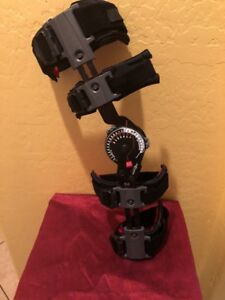 DONJOY-X-Act-ROM-Post-op-Left-Arm-Elbow-Brace-Adjustable