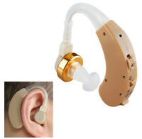 Axon Wireless Bte Hearing Aid Volume Adjustable Sound Enhancement Amplifier Usa