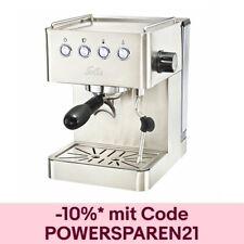 Solis Siebträger 980.03 1014 Barista Gran Gusto Espressomaschine 15 Bar