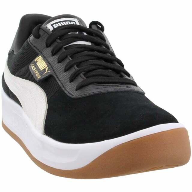 Athletic Sneaker Shoe Black White