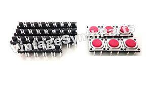 Akai-MPC-1000-Drucktasten-Takt-Schalter-Full-Set-Of-35-Micro-Switch-Mpc1000